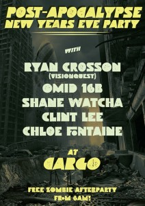 NYE Party @ Cargo